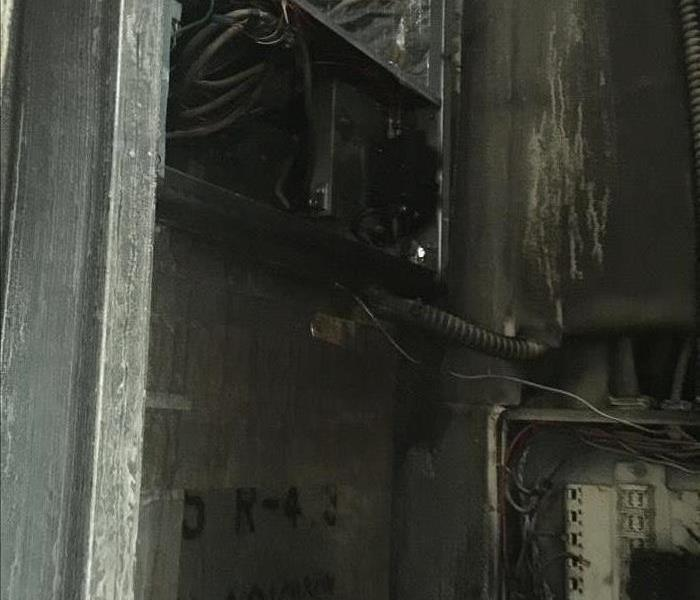 Electrical Box Fire