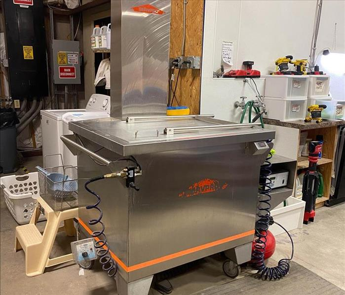 ultrasonics cleaning equipment