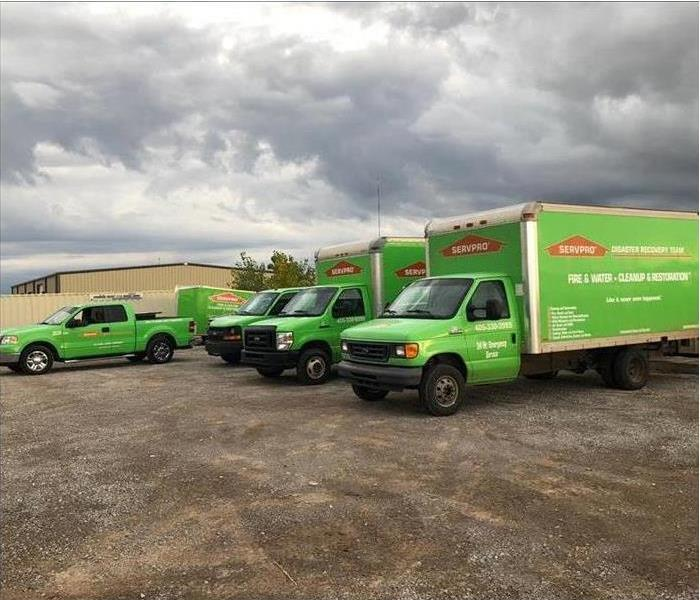 Why SERVPRO 3 Reasons to Choose SERVPRO